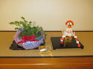 七草がゆを食べて今年も元気!
